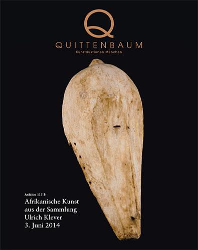 Afrikanische Kunst aus der Sammlung Ulrich Klever