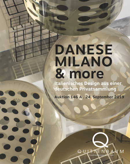 Danese Milano & more - Italian Design from a German collection