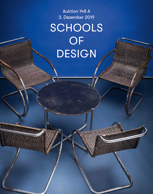 Auktion Schools of Design
