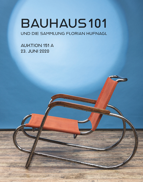 Bauhaus 101 and the Florian Hufnagl Collection
