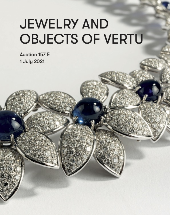 Jewelry and objects of vertu